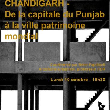 CHANDIGARH, de la capitale du Punjab à la ville patrimoine mondial
