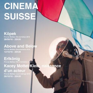 Prix du cinéma suisse
