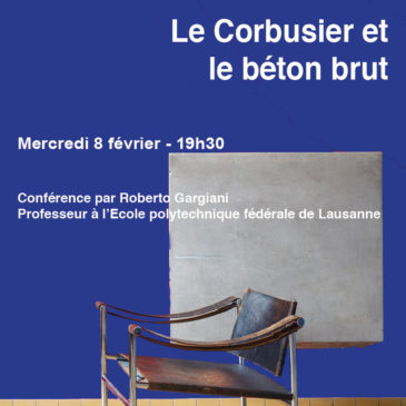 Le Corbusier et le béton brut