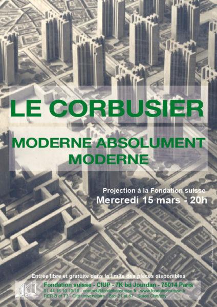 Affiche Proj Le Corbusier V web