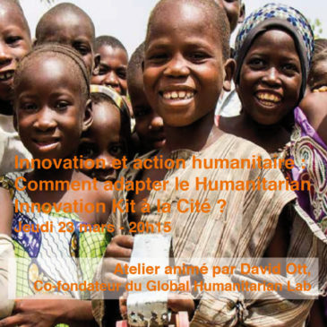 Innovation et action humanitaire : Comment adapter le Humanitarian Innovation Kit à la Cité ?