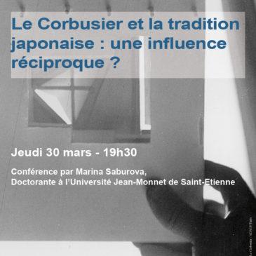 Le Corbusier et la tradition japonaise : une influence réciproque ?