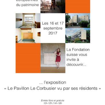 Le Pavillon Le Corbusier vu par ses résidents