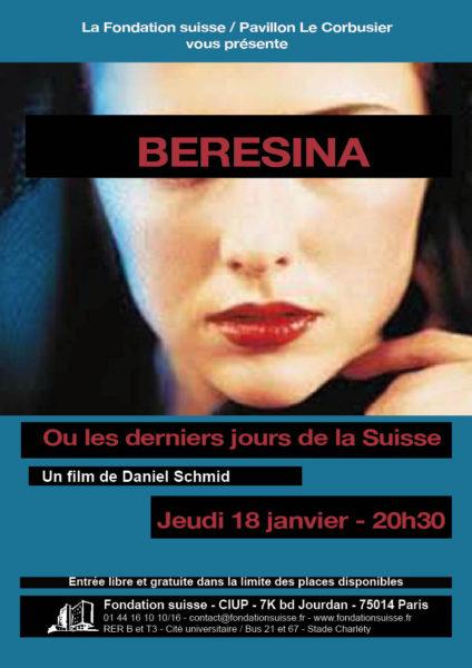 Affiche Beresina