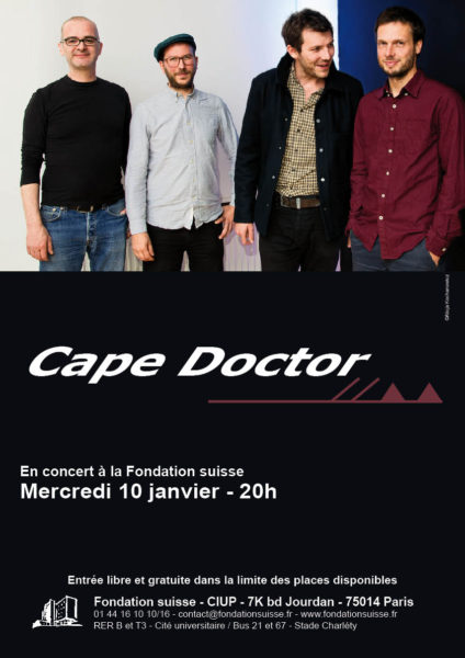 Affiche Cape Doctor