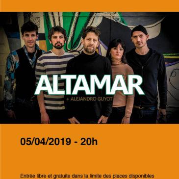 ALTAMAR + Alejandro Guyot