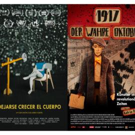 1917 – DER WAHRE OKTOBER + DEJARSE CRECER EL CUERPO