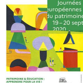 Journées européennes du patrimoine 2020 : Patrimoine et éducation